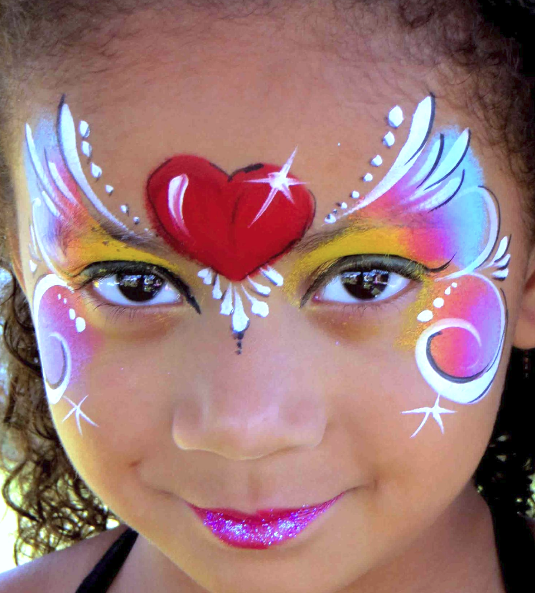 Face Painting – Balloon Twisting, Bubbles for Parties