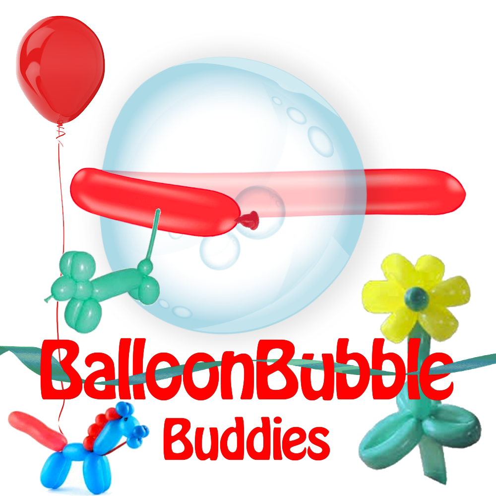 Balloon Twisting, Bubbles for Parties