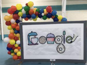 Google's Doodle 4