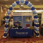 Corporate Party Decoration at Fairhope, Alabama: Marriott Grand Hotel